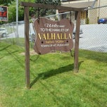 Photo taken at Valhalla, NY by Michelle on 4/30/2012