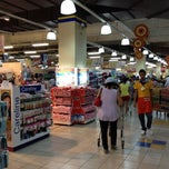Photo taken at NCCC Mall Grocery by Immanuel R A. on 7/30/2012