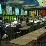 Photo taken at Bally's Sportsbook by Thom on 11/5/2011