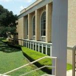 Photo taken at Mary Couts Burnett Library by Ceci C. on 7/14/2012