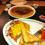 Photo taken at Waffle House by Scott D. on 1/19/2012
