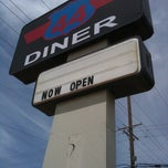 Photo taken at 44 Diner by TheLastFloyd on 4/26/2011