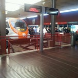 Photo taken at RENFE Aeroport by Susumu O. on 9/19/2011
