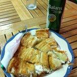 Photo taken at Млечен Ресторан Амор by Ilija K. on 5/17/2012