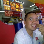 Photo taken at Domino's Pizza by jane a. on 11/6/2011