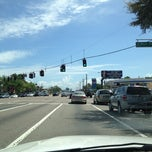 Photo taken at Kennedy Blvd and West Shore Blvd by Javier F. on 3/24/2012