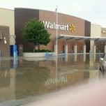 Photo taken at Walmart Supercenter by Mark S. on 5/12/2012