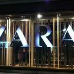 Photo taken at Zara by Ari M. on 7/21/2012