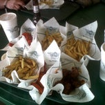 Photo taken at Wingstop by Ryan W. on 3/7/2011