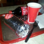 Photo taken at Sipote Burrito by Andres V. on 9/17/2011