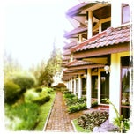 Photo taken at Puteri Gunung Hotel & Conference by Zulmi R. on 8/25/2012