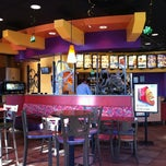 Photo taken at Taco Bell by Michelle Y. on 3/13/2012