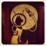Photo taken at Rocket Cat Cafe by Jennifer S. on 9/10/2012