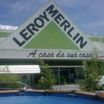 Photo taken at Leroy Merlin by Crazylloo on 12/17/2011