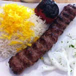 Photo taken at House of Shish Kabob by Malibu C. on 2/21/2012