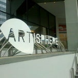 Photo taken at Artisphere by JR R. on 5/2/2012