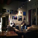 Photo taken at D'Vine Wine Bar by Tom D. on 3/23/2012