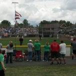 Photo taken at Little League Baseball Headquarters by Warren C. on 8/10/2012