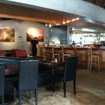 Photo taken at Eclectic Cafe Wine Bar And Grille by Ray S. on 3/6/2012