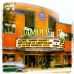Photo taken at Campus Theatre by Thomas L. on 6/9/2012