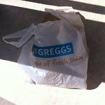 Photo taken at Greggs by Chris L. on 8/4/2012