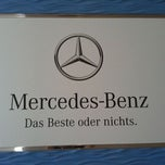 Photo taken at Mercedes-Benz by John B. on 9/28/2011