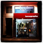 Photo taken at Lomography Gallery Store by michael l. on 11/18/2011