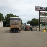Photo taken at U-Haul Moving & Storage of Eastside Erie by Ann L. on 6/24/2012