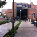 Photo taken at Biblioteca Central - PUCP by Diana Z. on 5/19/2012
