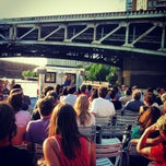 Photo taken at Chicago Architecture Foundation River Cruise by Lily B. on 6/9/2012