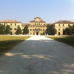 Photo taken at Parco Ducale Parma by Gian Marco T. on 7/25/2012