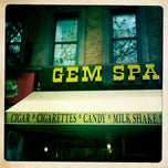 Photo taken at Gem Spa by Todd S. on 4/30/2011