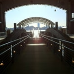 Photo taken at NY Waterway Ferry Terminal Hoboken South by Brad K. on 3/14/2012