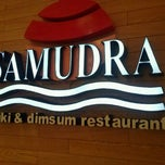 Photo taken at Samudra Suki & Dimsum Restaurant by riyandinata on 8/10/2012