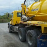 Photo taken at BLAZEK INJECTION WELL (Pander Trucking) by Erv H. on 5/7/2012