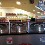 Photo taken at Jimmy John's by Jeffrey H. on 6/17/2012