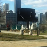 """Photo taken at """"Homage to King"""" Sculpture by TJ on 2/11/2012"""