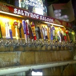 Photo taken at Salty Dog Saloon by Warren C. on 9/18/2011
