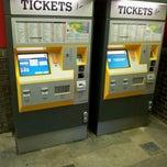Photo taken at Kingston Park Metro Station by Matt D. on 2/25/2012