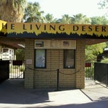 Photo taken at The Living Desert Zoo & Botanical Gardens by Nessa on 9/2/2011