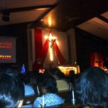 Photo taken at Gereja Santa Anna by Sarah Clara Sitanggang on 12/31/2011