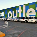 Photo taken at Las Plazas Outlet by Ramon M. on 12/29/2011
