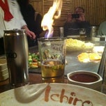 Photo taken at Ichiro Japanese Restaurant by Peter J. on 3/3/2012