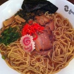 Photo taken at Ramen Ya by WhAn P. on 10/24/2011