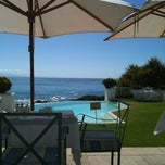 Photo taken at The Plettenberg Hotel Plettenberg Bay by Paul S. on 11/16/2011