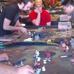 Photo taken at Asgard Games by Ryan C. on 9/5/2011