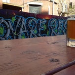 Photo taken at Novare Res Bier Cafe by lord w. on 4/13/2012