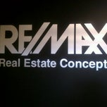 Photo taken at RE/MAX Real Estate Concepts by Karla A. on 9/20/2011