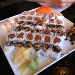 Photo taken at Friends Sushi & Bento Place by José C. on 7/28/2012
