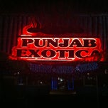 Photo taken at Punjab Exotica by Dr.Iktej S. on 1/2/2012